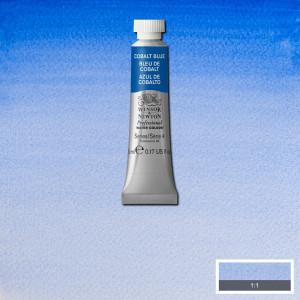 Tinta Aquarela Profissional Winsor & Newton Tubo 5ml S4 178 Cobalt Blue