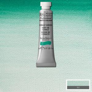 Tinta Aquarela Profissional Winsor & Newton Tubo 5ml S4 184 Cobalt Green