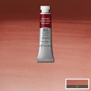 Tinta Aquarela Profissional Winsor & Newton Tubo 5ml S1 317 Indian Red