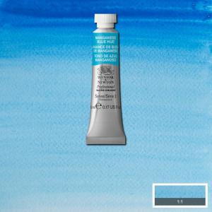Tinta Aquarela Profissional Winsor & Newton Tubo 5ml S2 379 Manganese Blue Hue