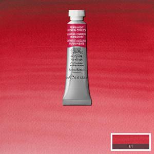 Tinta Aquarela Profissional Winsor & Newton Tubo 5ml S3 466 Permanent Alizarin Crimson