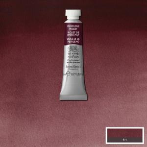 Tinta Aquarela Profissional Winsor & Newton Tubo 5ml S2 470 Perylene Violet