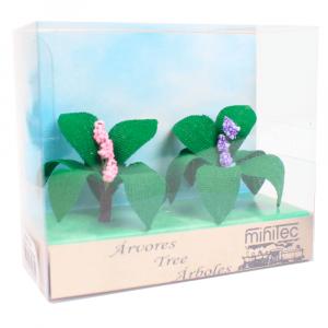 Árvore Para Maquete 708 Minitec 02 Peças