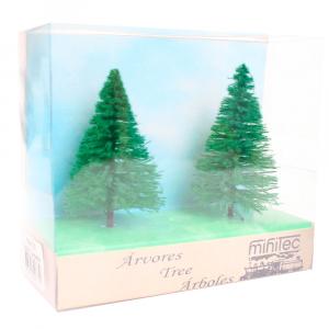 Árvore Para Maquete 718 Minitec 02 Peças