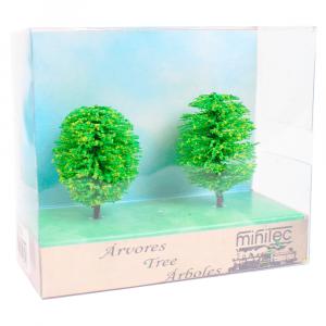 Árvore Para Maquete 731 Minitec 02 Peças
