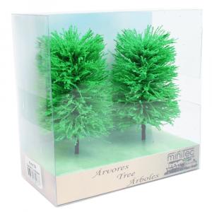 Árvore Para Maquete 758 Minitec 02 Peças