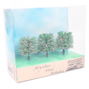 Árvore Para Maquete 773 Minitec 03 Peças