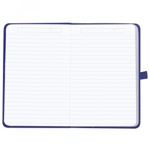 Caderneta Pautada Oxford Signature A6 Azul