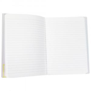 Caderno Pautado Koverbook Clairefontaine A5 Azul Claro Pastel