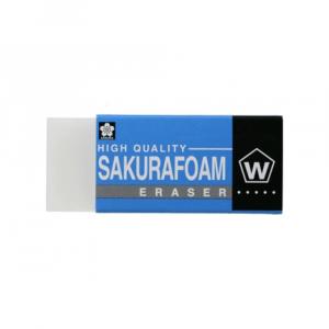 Borracha Sakura Foam Eraser XRFW-60