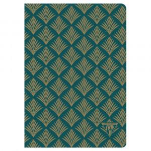 Bloco de Notas Neo Deco Clairefontaine 14,8x21cm Vegetal