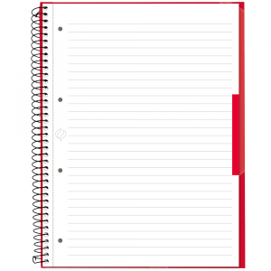 Caderno Universitário Canson A4 80 Folhas - Vermelho