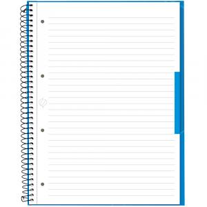 Caderno Universitário Canson A4 80 Folhas - Azul Claro