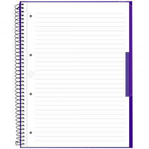Caderno Universitário Canson A4 80 Folhas - Roxo