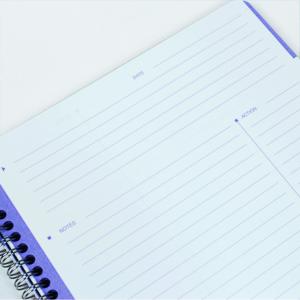 Caderno de Anotações Meeting Book Clairefontaine A4+ Vermelho