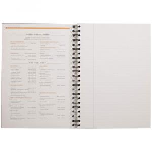 Caderno Reciclado Rhodia A5