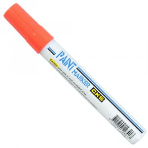 Caneta Permanente Paint Marker CKS Laranja