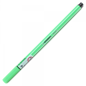 Caneta Stabilo Pen 68 16 Light Esmerald