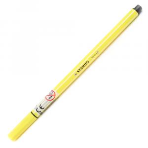Caneta Stabilo Pen 68 24 Amarelo Limão