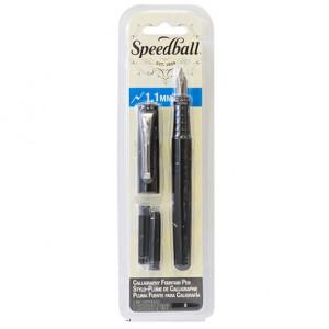 Caneta Tinteiro Para Caligrafia Speedball 1.1mm