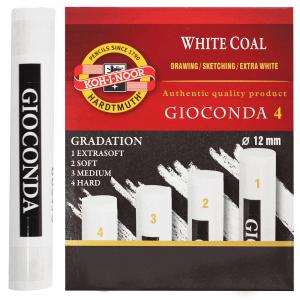Carvão Branco Koh-I-Noor 04 Graduações 8692