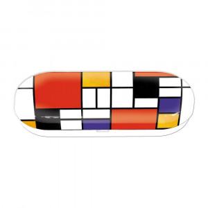 Case Porta Óculos Mondriam Style