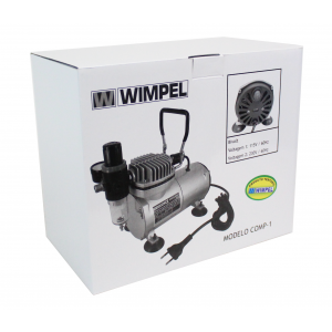 Compressor Para Aerógrafos Wimpel COMP-1