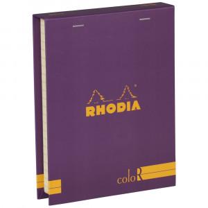 The Essential Color Box Rhodia Purple