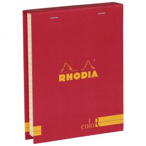 The Essential Color Box Rhodia Raspberry