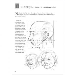 Desenhando Anatomia Cabeça e Tronco