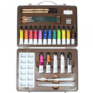 Estojo Tinta Óleo Pébéo XL Studio Atelier Set