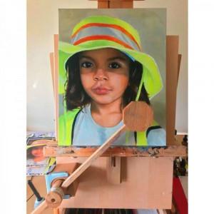 Tento Para Apoio na Pintura Artística EZ Rest