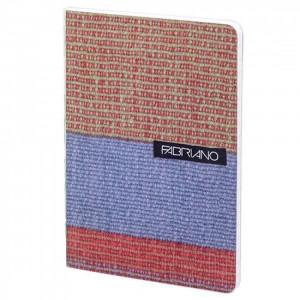 Caderno Pontilhado Dot Finsbury Fabriano 85g/m² 10,5x14,8cm