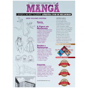 Curso Fundamental de Mangá VOL III