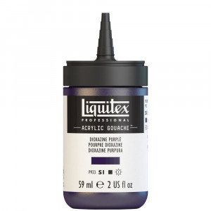 Tinta Acrílica Guache Liquitex 59ml S1 186 Dioxazine Purple