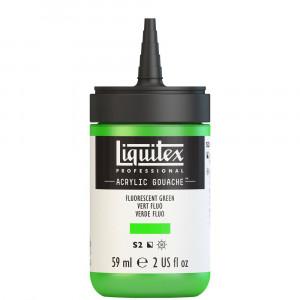 Tinta Acrílica Guache Liquitex 59ml S2 985 Fluo Green