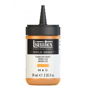 Tinta Acrílica Guache Liquitex 59ml S2 982 Fluo Orange