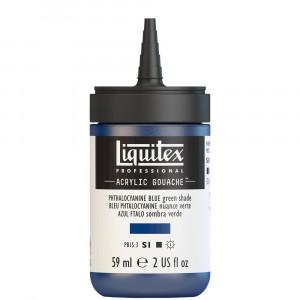 Tinta Acrílica Guache Liquitex 59ml S1 316 Phthalo Blue