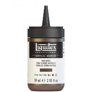 Tinta Acrílica Guache Liquitex 59ml S1 331 Raw Umber