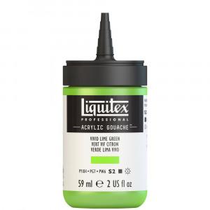 Tinta Acrílica Guache Liquitex 59ml S2 740 Vivid Lime Green