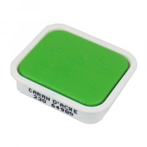 Tinta Guache Studio Caran d'Ache Pastilha 230 Light Green