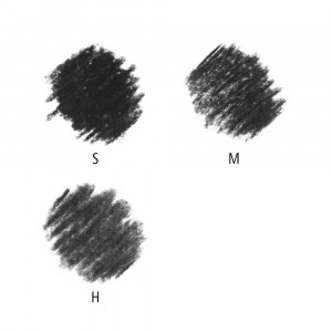 Estojo Lápis Carvão Lumograph Charcoal + Esfuminho Staedtler