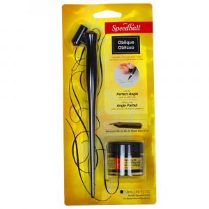 Kit para Caligrafia Speedball Oblique 094150