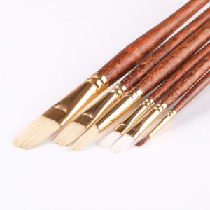 Set de Pincel para Pintura Artística Sinoart SFB0273 04 Unidades
