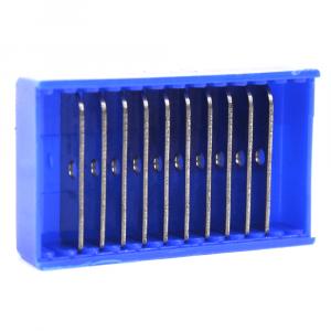 Lâmina Para Apontador M+R Refil 10 Unidades