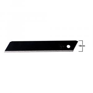 Lâmina KDS EVO Black Para Estilete 18mm LB-10B 10 Peças