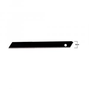 Lâmina KDS EVO Black Para Estilete 9mm SB-10B 10 Peças