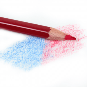 Lápis de Cor Ponta Dupla Pelikan Bicolor