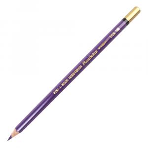 Lápis Aquarelável Koh-I-Noor Mondeluz  49 Permanent Violet