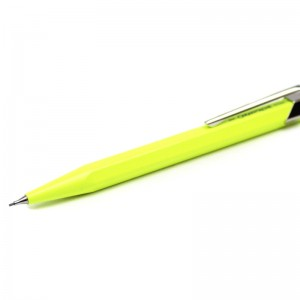 Lapiseira 0.7mm Caran D'Ache Amarelo Fluorescente